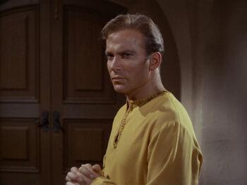"""Kirk as """"Baroner"""""""
