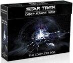 Deep Space Nine Complete DVD (Danish)