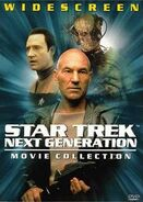 Next Generation Movie Collection DVD cover