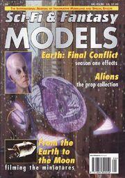 Sci-Fi & Fantasy models cover 30