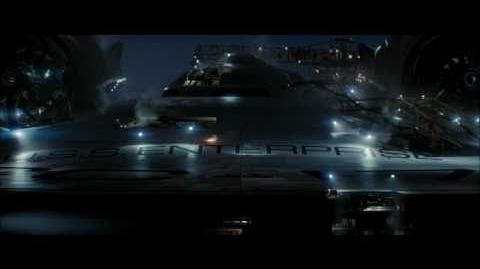Star Trek (2009) - Teaser Trailer HD