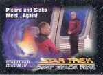 Star Trek Deep Space Nine - Series Premiere Card 6