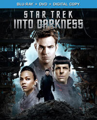 Star Trek Into Darkness Blu-ray Region A cover