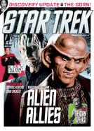 Star Trek Magazine issue 188 cover