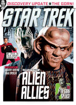 Star Trek Magazine issue 188 cover