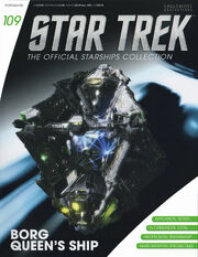 Star Trek Official Starships Collection issue 109