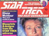 The Official Star Trek: The Next Generation Magazine issue 8