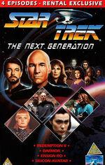 TNG Vol 26 UK Rental VHS cover