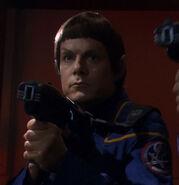 Vulcan officer 2 ISS Enterprise