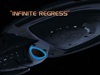 Infinite Regress title card