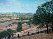 Datas landscape painting