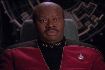 ...as Vice Admiral Haden