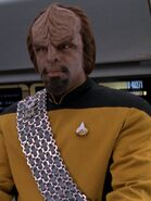Hologramm von Worf 2370