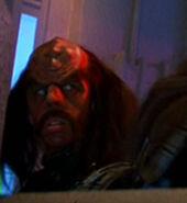 Klingon crewman 1, 2285
