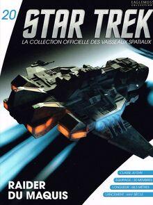 La collection officielle des vaisseaux spatiaux SSS-FR-028-M