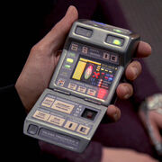 Medical tricorder, 2378