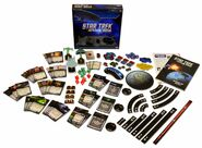 Star Trek Attack Wing game contents