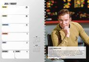 Star Trek Engagement Calendar 2019 July