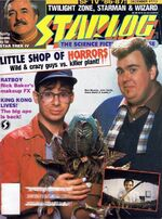 Starlog issue 113 cover