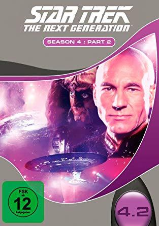 TNG Staffel 4-2 DVD