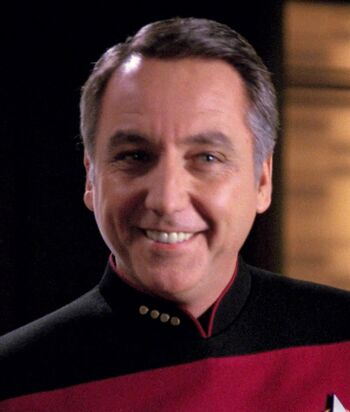 Bob Gunton as Captain Benjamin Maxwell
