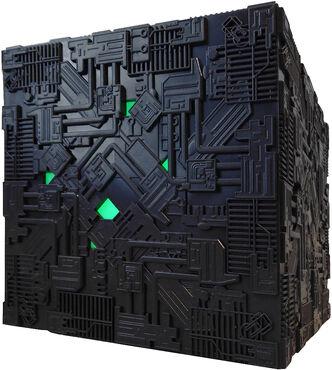 Eaglemoss Borg Cube gift premium