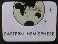 Eastern hemisphere graphic, The Cage
