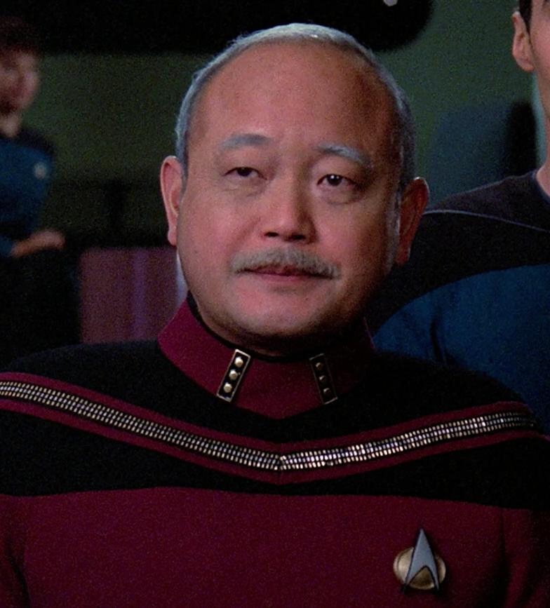 As Vice Admiral Nakamura