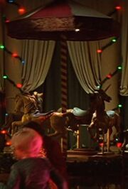 Picard family carousel