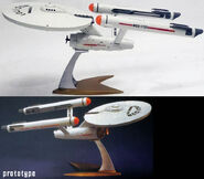 Playmates USS Enterprise