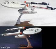 Playmates USS Enterprise