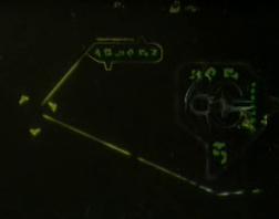 Romulan writing