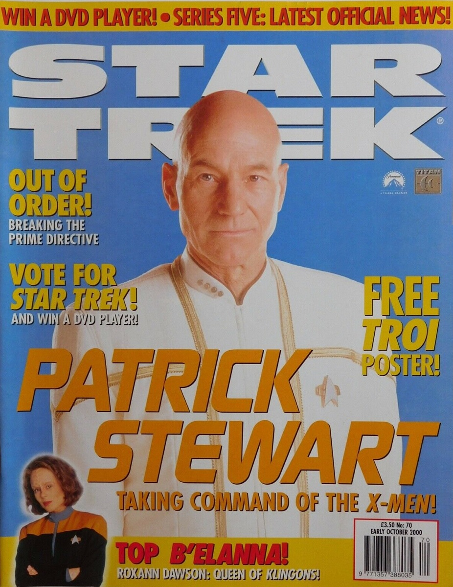 STM issue 70 cover