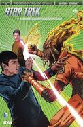 Spectrum War issue 3 cover A