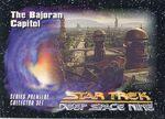 Star Trek Deep Space Nine - Series Premiere Card 8