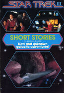 Star Trek II Short Stories, Pocket cover