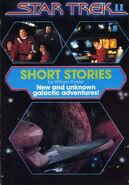 Star Trek II Short Stories, Pocket cover