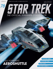 Star Trek Official Starships Collection Issue 78
