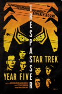 Star Trek Year Five 7 cover RI A