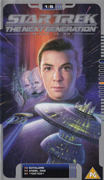 TNG 1.5 UK VHS cover
