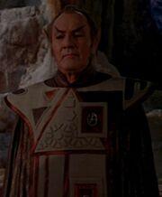 Vulcan Kolinahr Master (Male 1)