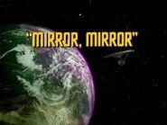 2x10 Mirror, Mirror title card