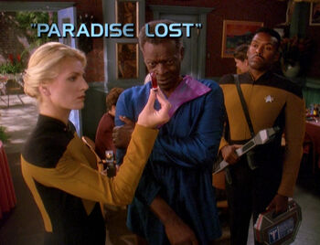 Paradise Lost title card