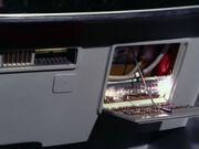 Class F shuttlecraft aft instrument access panel
