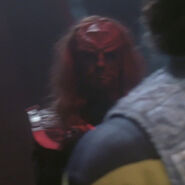 Klingon high council member 4, 2366