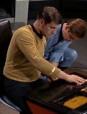 Navigator Enterprise 2267 Sternzeit 3012