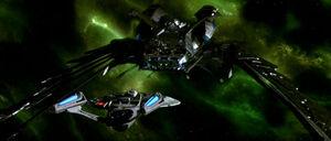 Scimitar y Enterprise