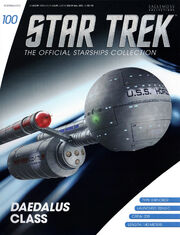 Star Trek Official Starships Collection issue 100