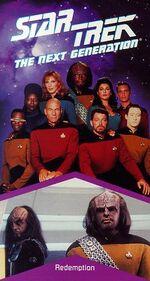 TNG 100 US VHS