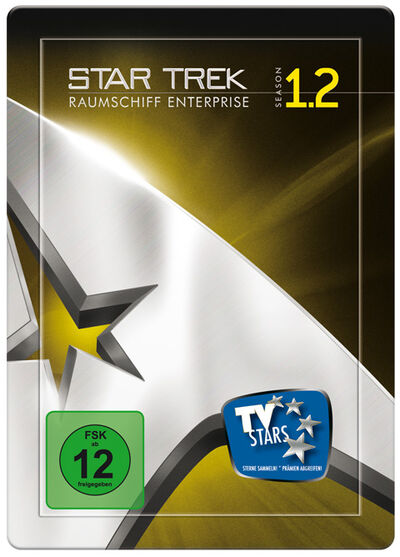 TOS-R Staffel 1-2 DVD
